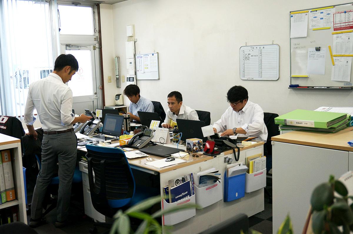 埼玉GY株式会社 オフィス
